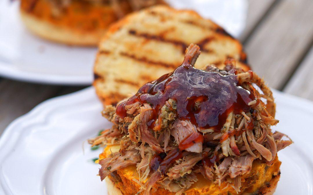 Jerk Pulled Pork – Duroc-Schwein mit karibischem Flair