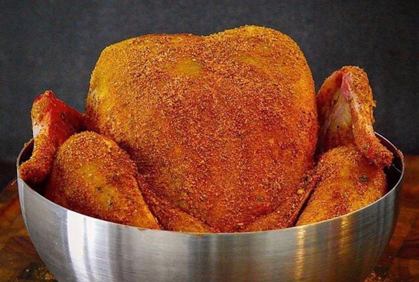 Chicken Rub – Gewürzmischung für Hähnchen