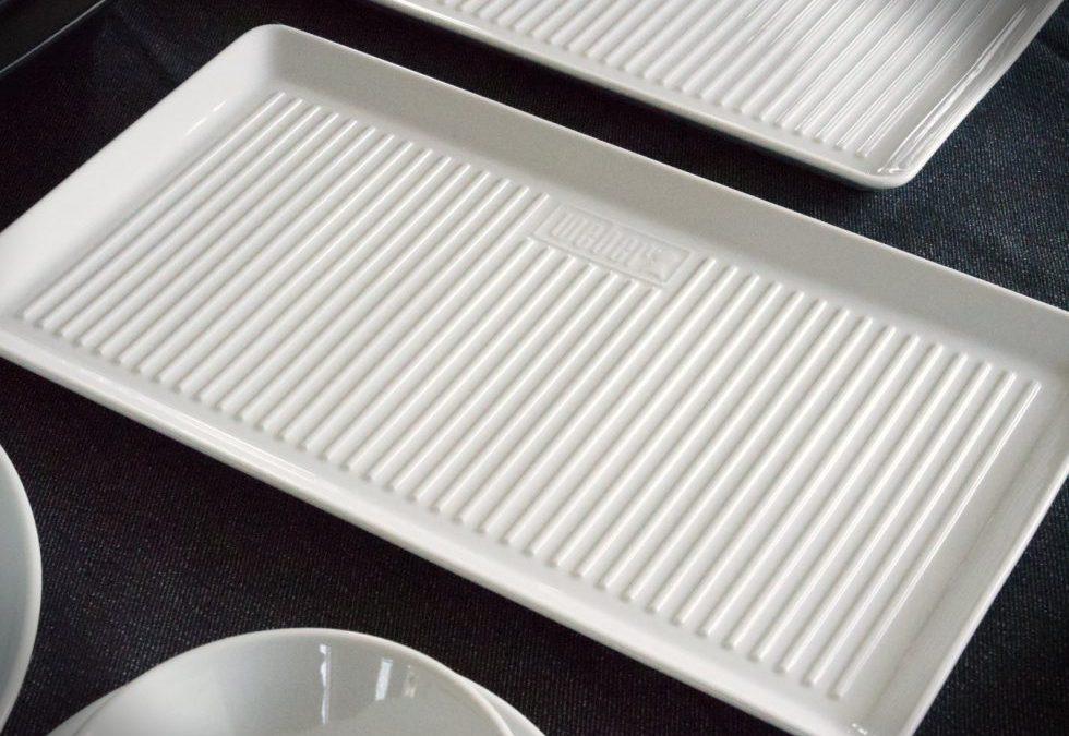 Gewinnspiel: Weber Porzellan-Geschirr und Grill-Keramik