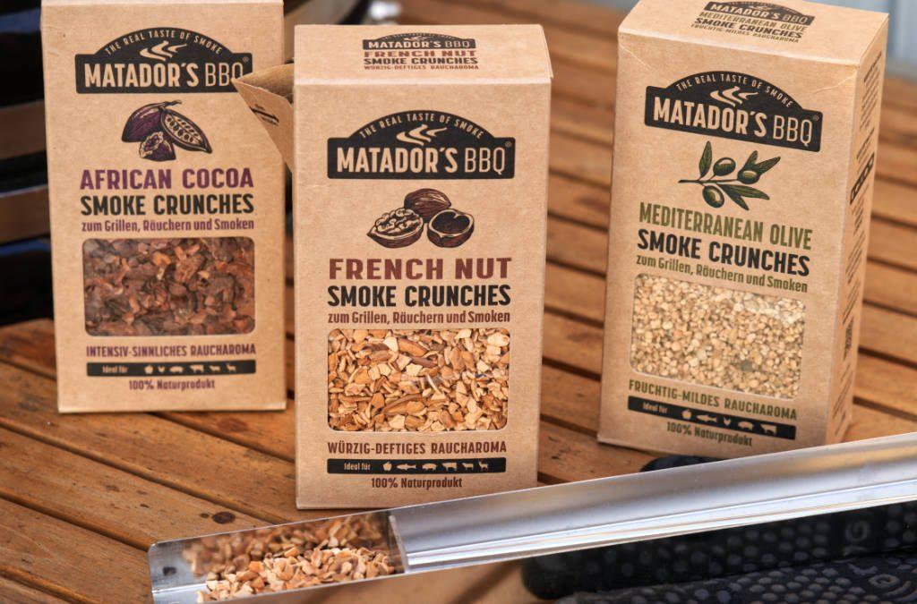 """Testbericht: """"Smoke Crunches"""" von Matador's BBQ"""