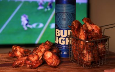 Super Bowl Chicken Wings