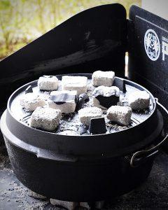 Rinderbäckchen aus dem Dutch Oven - schmoren