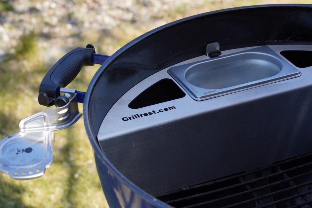 Kugelsmoker grillrost.com Smokenator in gut kuestenglut.de