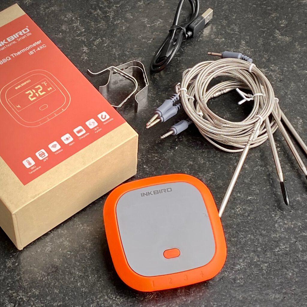 Inkbird IBT-4XS Bluetooth