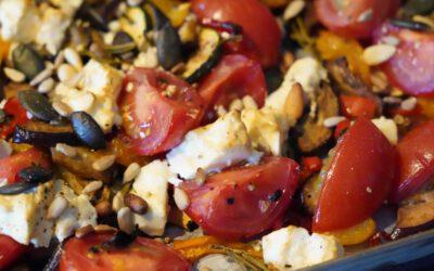 Sommerliches Gemüse vom Grill